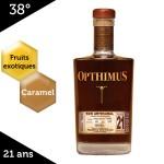 Opthimus 21 ans – rhum dominicain – 38%