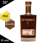 Opthimus 25 ans – rhum dominicain – 38%