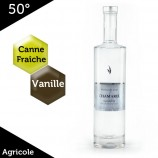 Rhum agricole Chamarel blanc de l'Ile Maurice – 50%