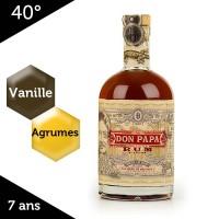 Don Papa Rum – Rhum des Philippines – 40%