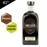 Arcane Delicatissime rhum ambré de l'Ile Maurice – 41%