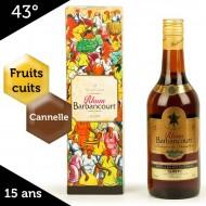 Barbancourt Réserve du domaine 15 ans – 43%