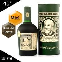 Diplomatico Reserva Exclusiva – Rhum du Vénézuela – 40%