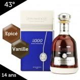 Diplomatico Single Vintage – 2000 – Rhum du Vénézuela – 43%